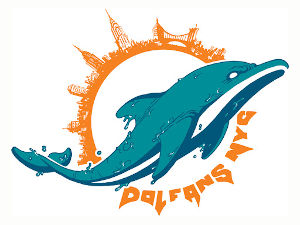 Miami Dolfans NYC